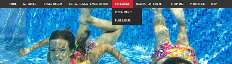 Drop Down menus Advertise with us What's on in Fleetwood